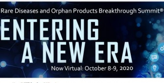 Virtuelni skup ˮRare Diseases and Orphan Products Breakthrough Summitˮ
